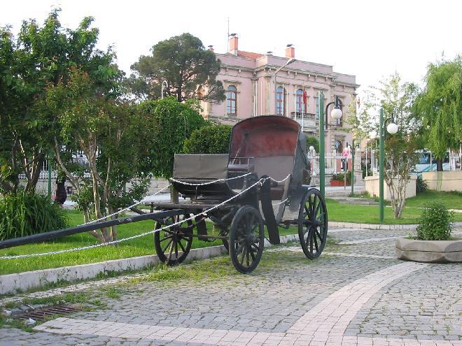 Horse cart, Edirne