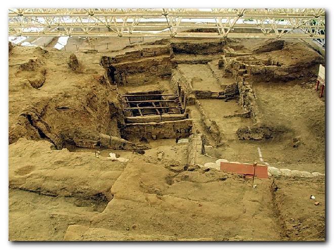 Çatalhöyük - The South Shelter