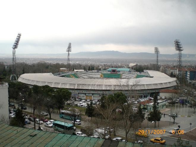 Bursa spor stadium