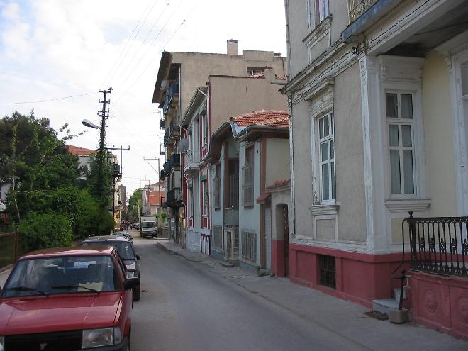 Edirne Streets