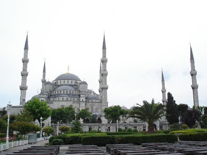 Camii Sultan Ahmet