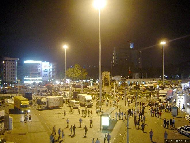 Taksim Square 2