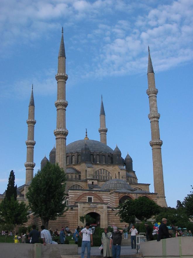 Selimiye Camii (Selimiye Mosque)