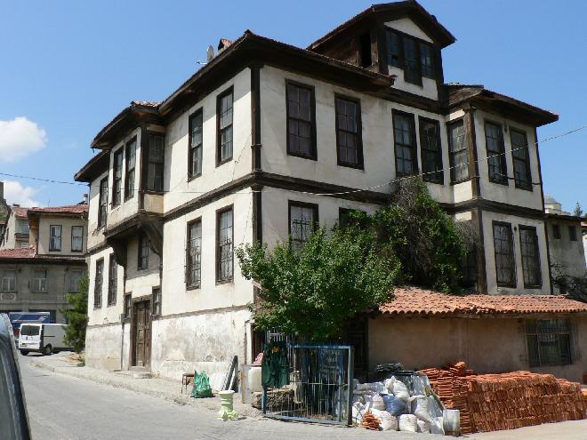 A Safranbolu house