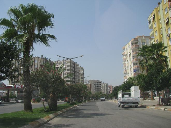 Adana, city center