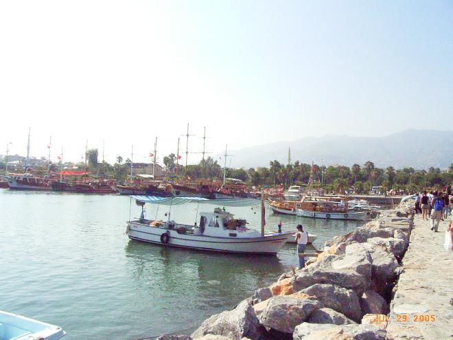 Alanya Marina