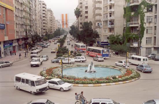 Ataturk Avenue (Ataturk Bulvari)