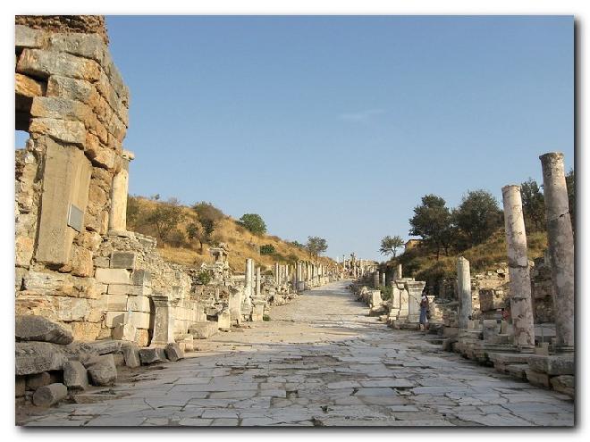 Efes – Curetes Street