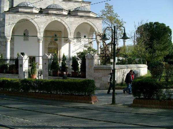 Sultan ahmet