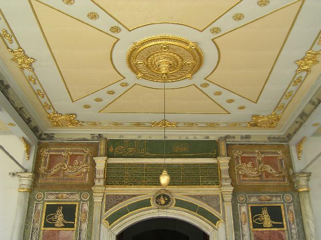 Top Kapý  Palace 4