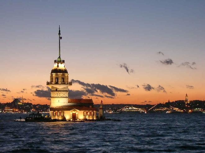 Ahmet Kayhan building