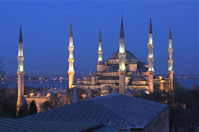 Blue Mosque Sultanahmet Camii