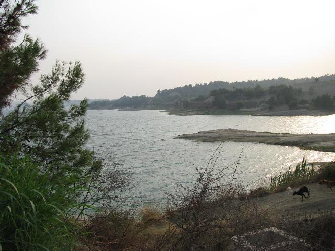 Lake Seyhan in Adana