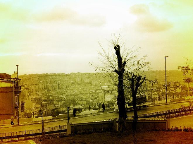 Nostalgic mood of Istanbul