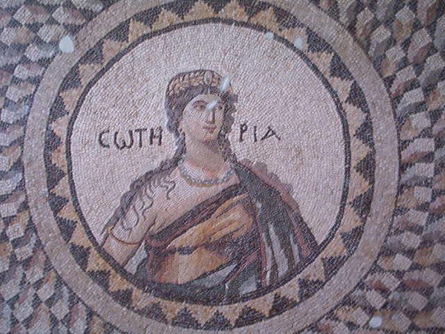 Goddess Soteria