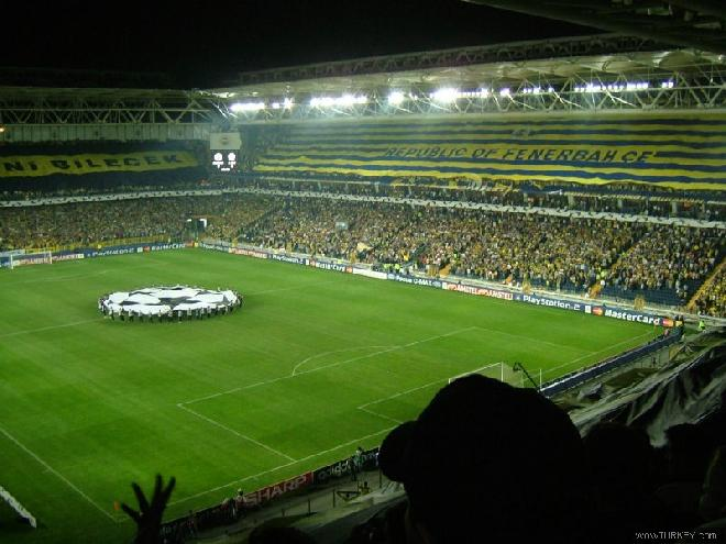 Fenerbahçe Stadium 2