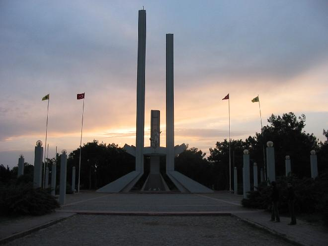 Lausanne Memorial