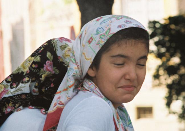 a girl from Aydın
