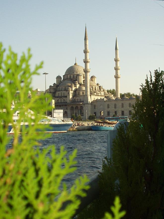 New Mosque - Yeni Camii