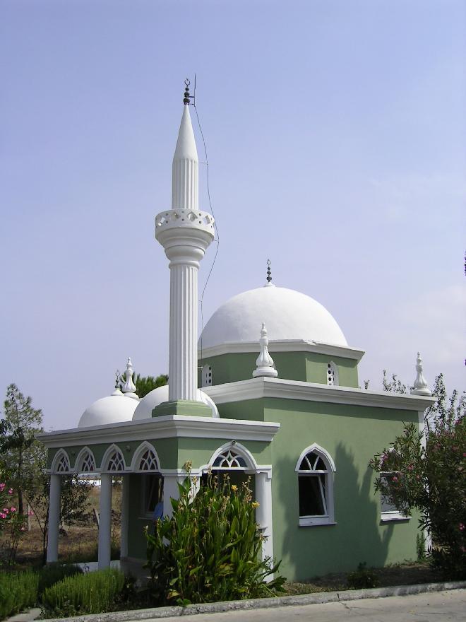 A mini mosque