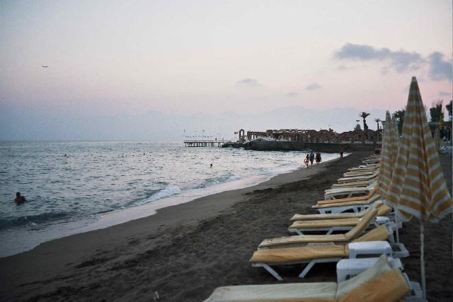 Lara Beach Twilight