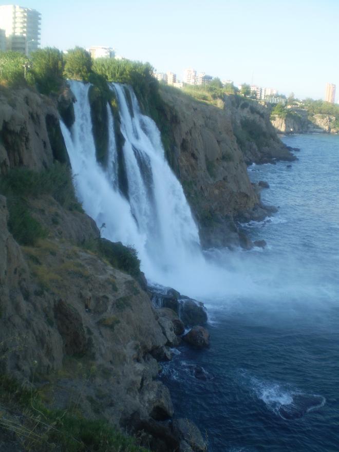 Lower Düden Waterfall