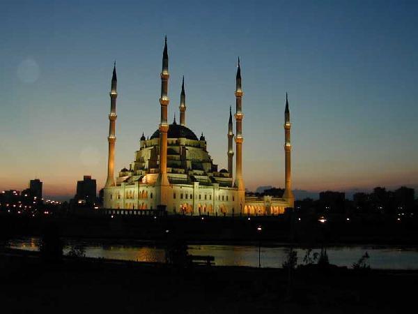 Haci Omer Sabanci Merkez Camii