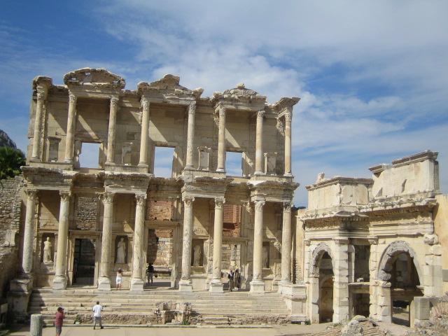 Ancient Ephesus City