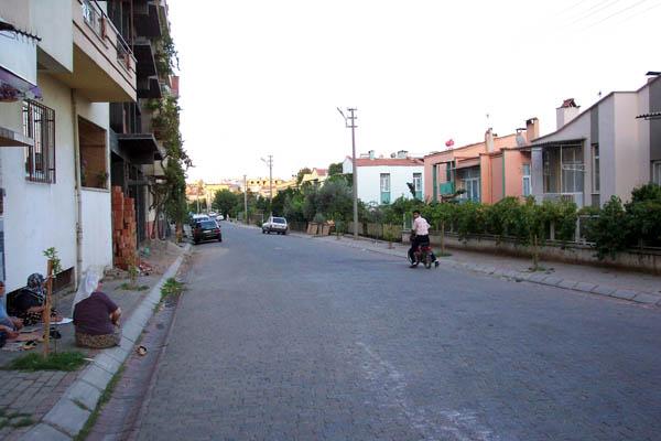 suburbs of Aydın