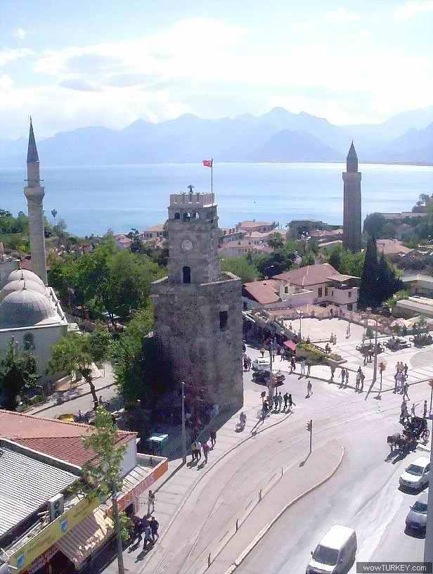 Antalya - Kale Kapisi