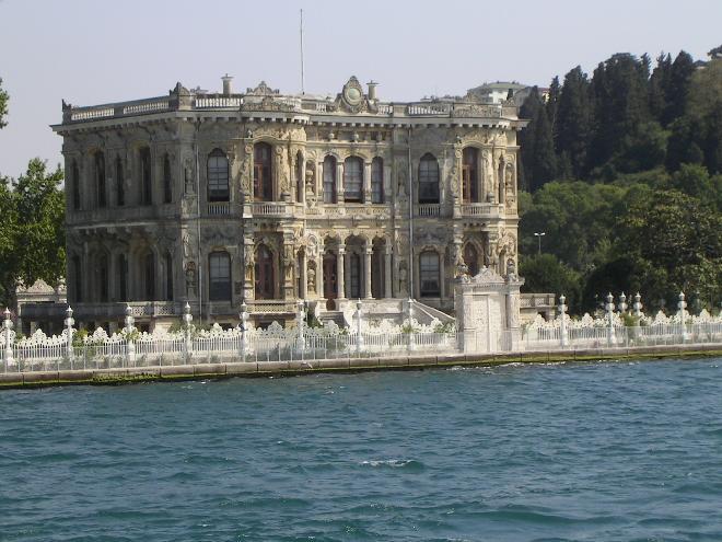Küçüksu Sarayı - Small palace