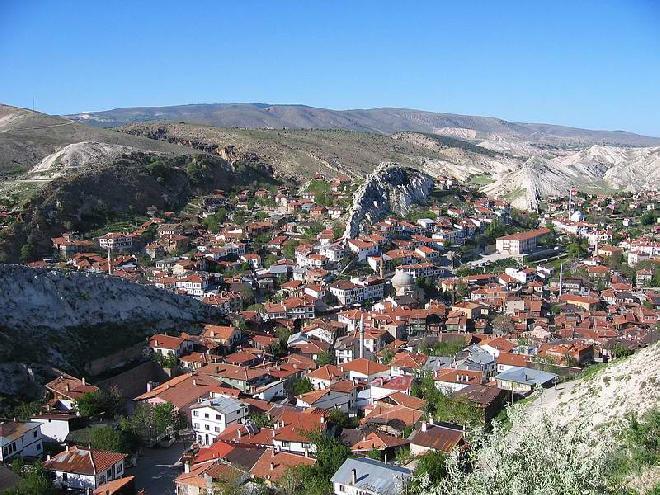View from Hidirlik