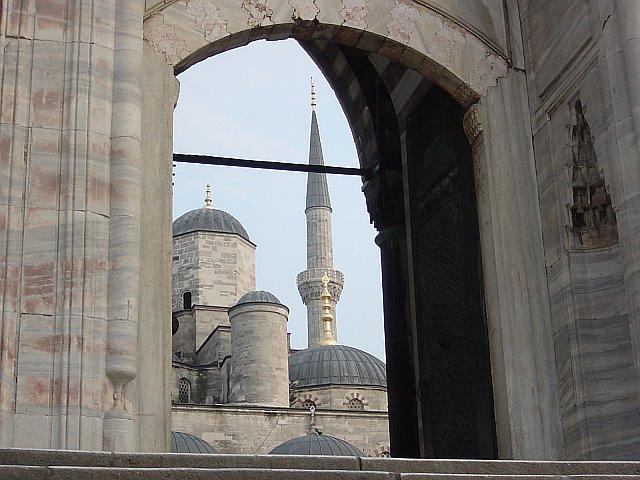 View of Yeni Camii, Eminonu