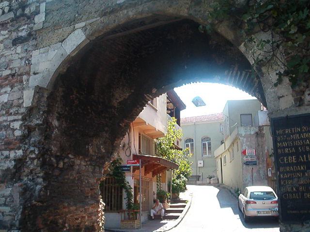Cebali Gate
