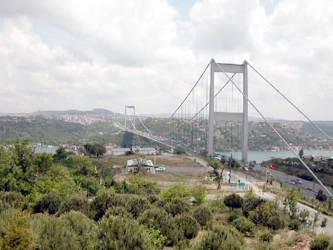 Bridge at Istanbul