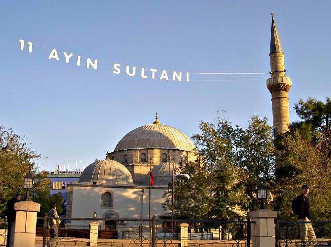 Antalya - Tekeli Mehmet Pasa Mosque