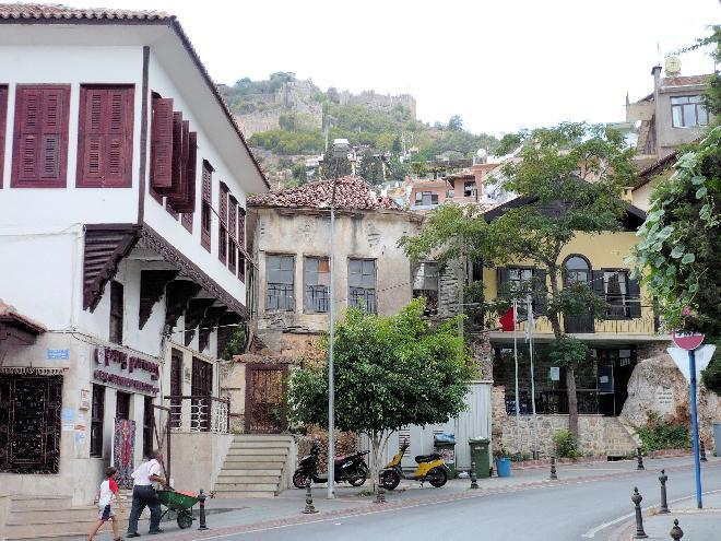 A street in Alanya