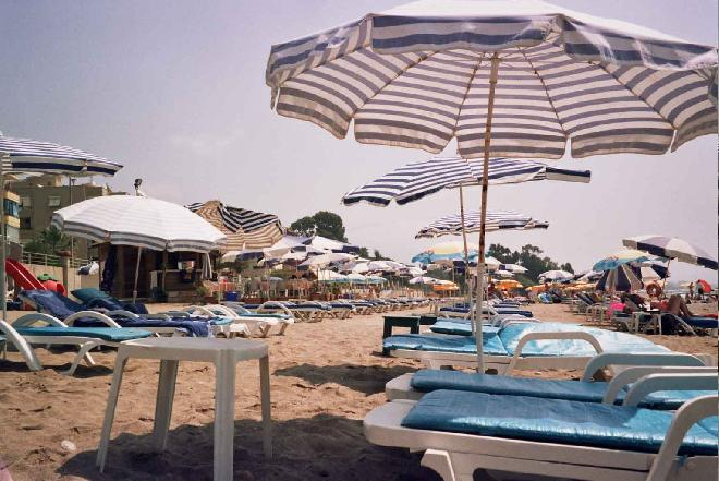 Keykubat Beach