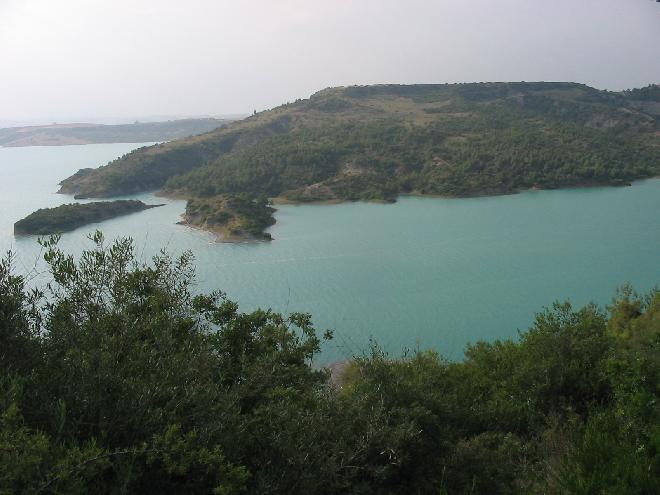 Seyhan Baraj Golu (Artificial Lake)