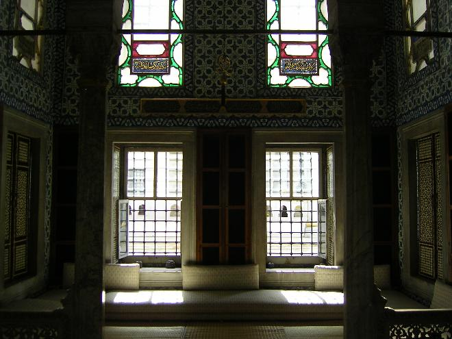 Top Kapý  Palace - The Inner court (Enderun) 5