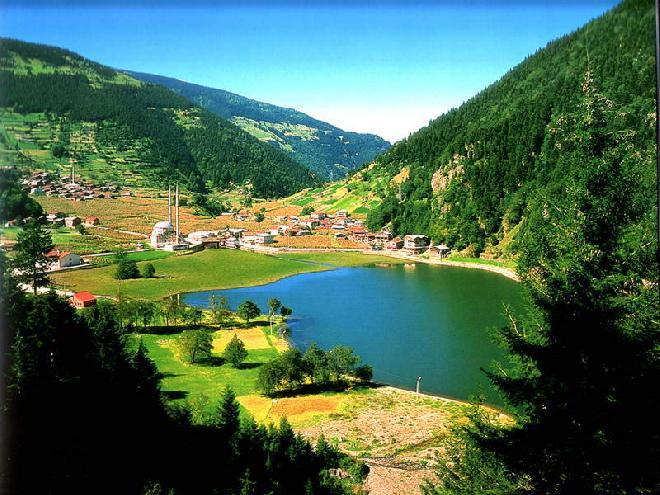 Lake Uzun