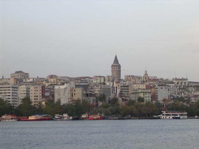 Bosphorus trip 1