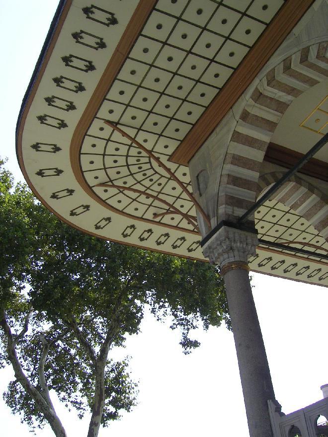 Top Kapý  Palace - The Inner court (Enderun) 6