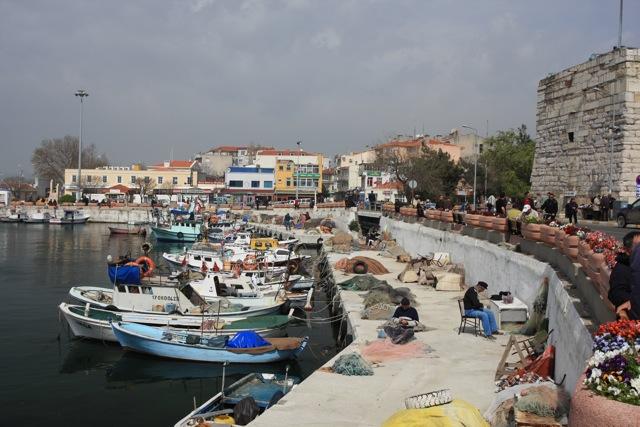 Gelibolu Harbour