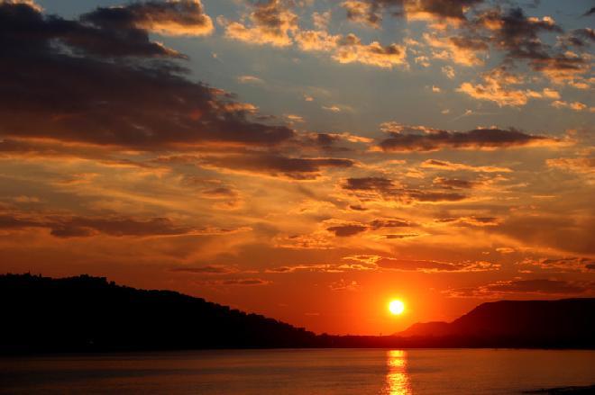 Alanya sunset
