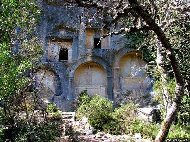 Termessos - Necropolis
