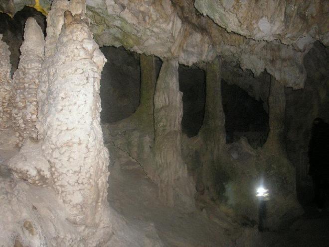 Burdur Insuyu Cave