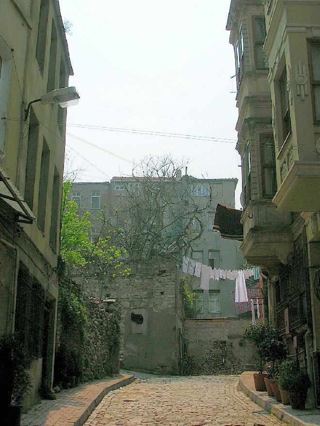 Street in Balat