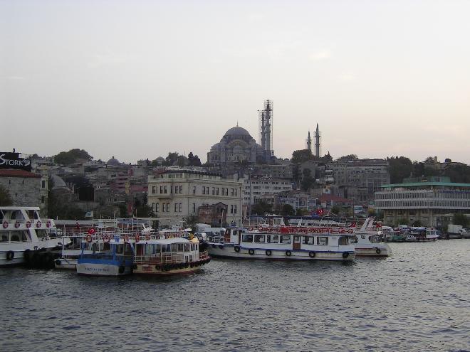 Bosphorus trip 6