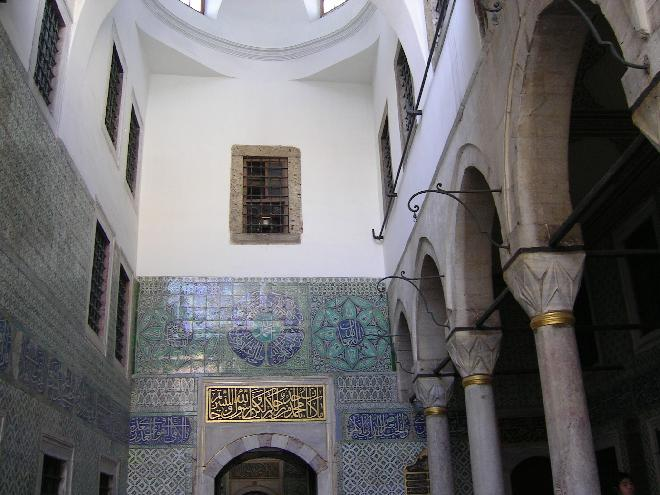 Top Kapý  Palace - The Harem 4